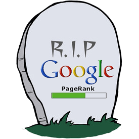 rip pagerank Matt Cutts talks PageRank   Do you still use it?
